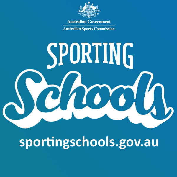 Sporting schools logo and link