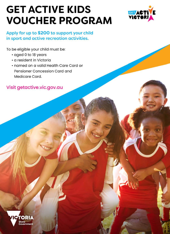 Active Kids Voucher Program